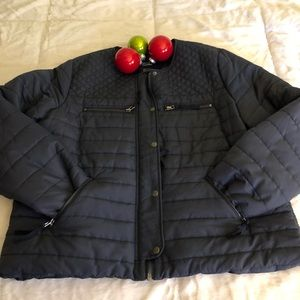 EXCELLENT CONDITION, LIKE NEW!  AEO QUILTED JACKET